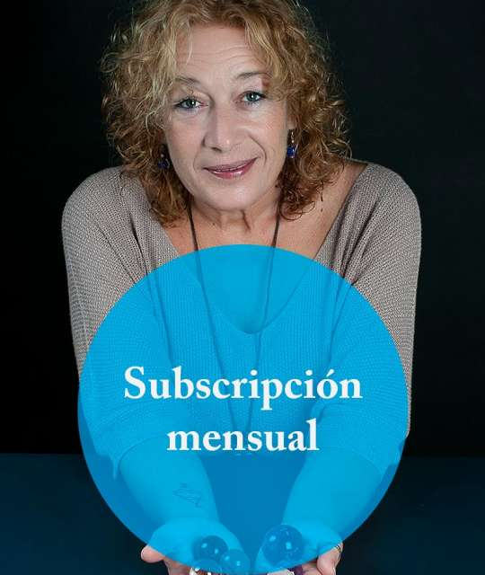 Taller de visualización curativa subscripción mensual