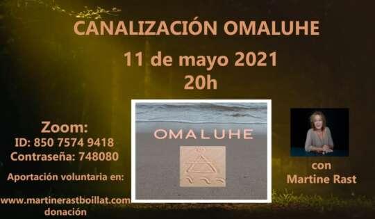 OMALUHE CANALIZACIÓN